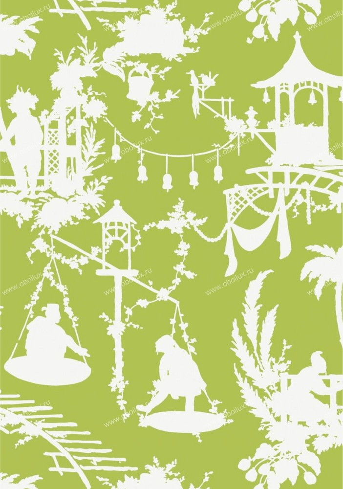 Американские обои Thibaut,  коллекция Resort, артикулT16025