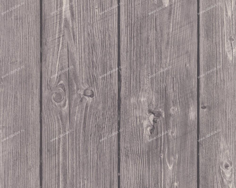 Немецкие обои A. S. Creation,  коллекция Wood`n Stone, артикул8968-10