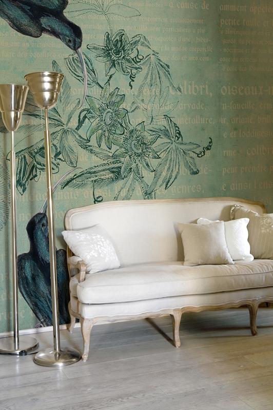 Итальянские обои Wall & deco,  коллекция Big Brand 12, артикулBBHA1201