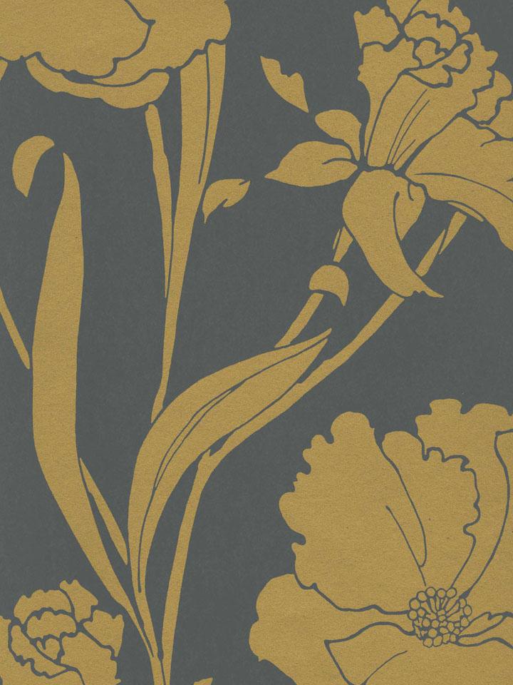 Американские обои York,  коллекция Stacy Garcia - Luxury Wallpaper II, артикулGS4779