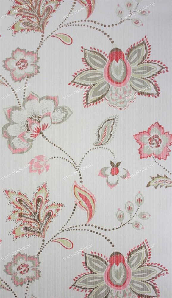Английские обои Nina Campbell,  коллекция Wallpaper Album III, артикулNCW4005-01
