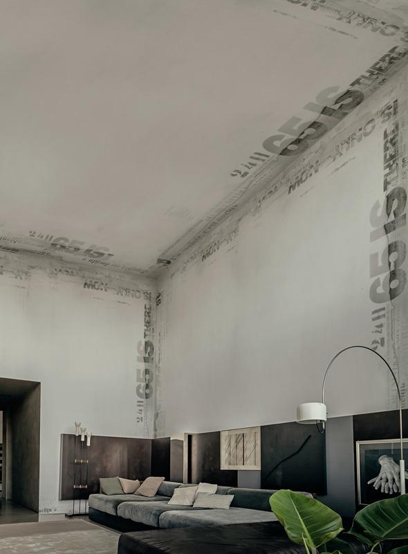 Итальянские обои Wall & deco,  коллекция Life 15, артикулWDON1501