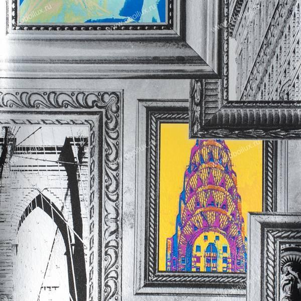Американские обои Studio 465,  коллекция New York, артикулNY90502