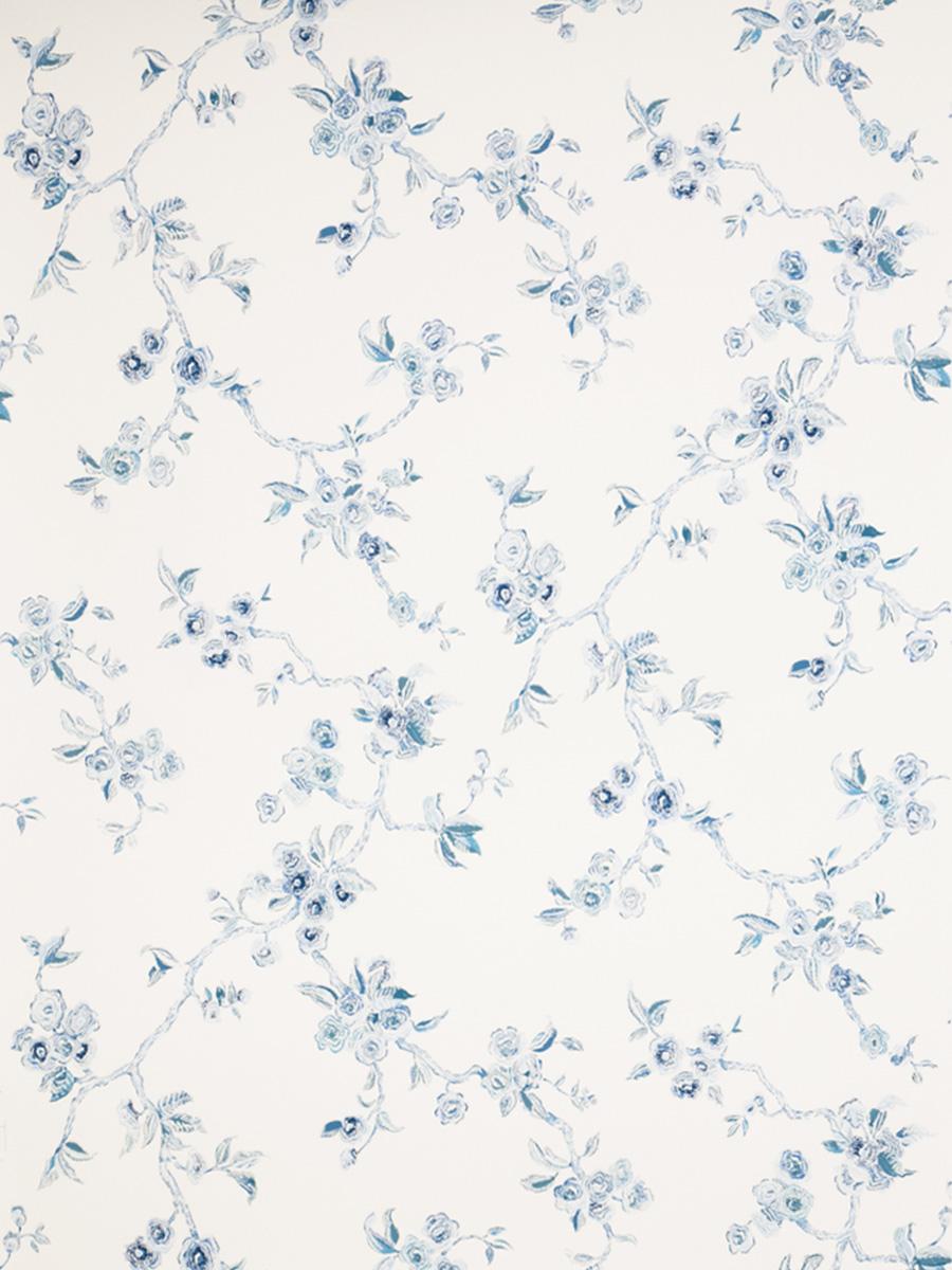 Американские обои Stroheim,  коллекция Blue & White, артикул6023601