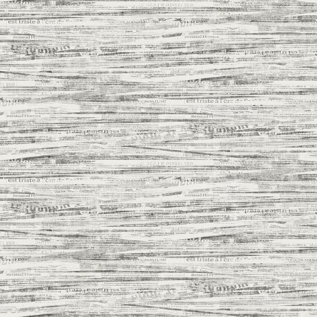 Американские обои York,  коллекция Ashford House - Black and White, артикулAB2179