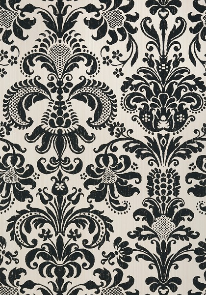 Американские обои Thibaut,  коллекция Damask Resource IV, артикул T89167