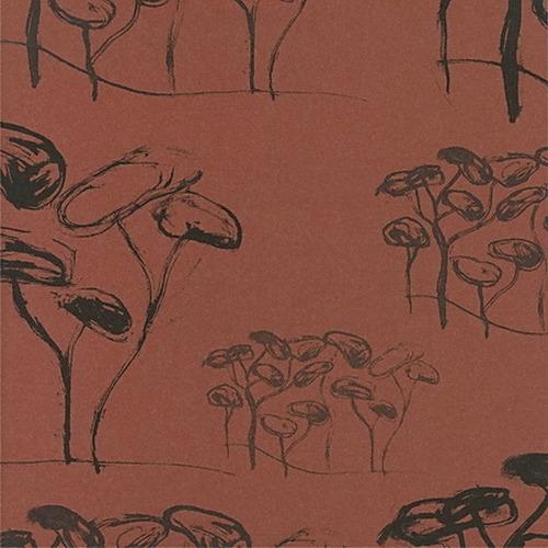 Испанские обои Tres Tintas,  коллекция 9 silvas de Mariscal, артикул1996-2