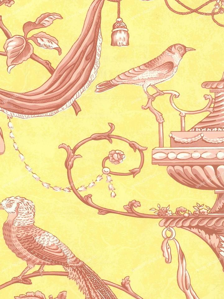 Американские обои Stroheim,  коллекция Color Gallery Amber, артикул8818E0110