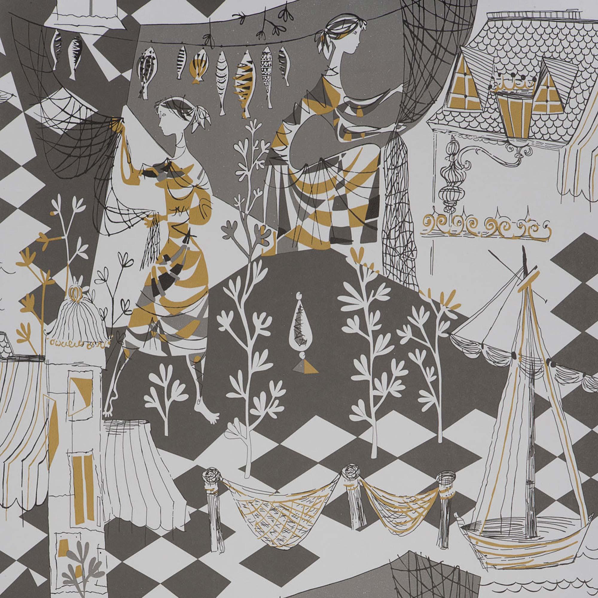 Испанские обои Gaston y Daniela,  коллекция Origen, артикулGDW-4846-002