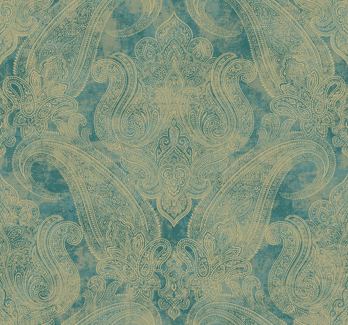 Американские обои Wallquest,  коллекция Opulent, артикулON41304