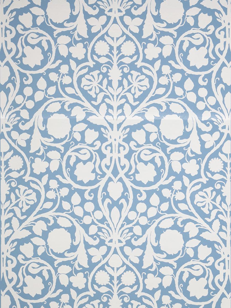 Американские обои Stroheim,  коллекция Blue & White, артикул6022901