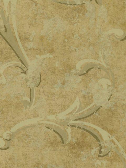 Американские обои Wallquest,  коллекция Sandpiper Studios - Versailles, артикулVS41407