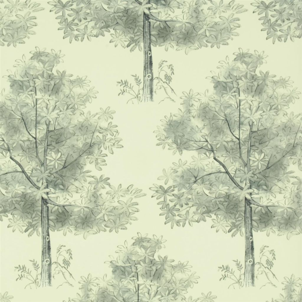 Английские обои Designers guild,  коллекция The Royal Collection - Rosa Chinensis, артикулPQ008/01
