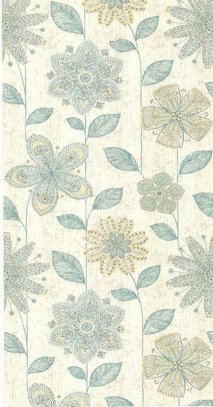Американские обои Fresco,  коллекция Kismet, артикулSZ001814