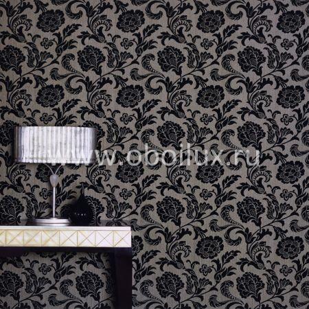 Английские обои Romo,  коллекция Lasari flock, артикулw216-05