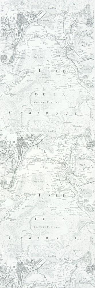 Английские обои Designers guild,  коллекция Christian Lacroix - Air de Paris, артикулPCL002/03