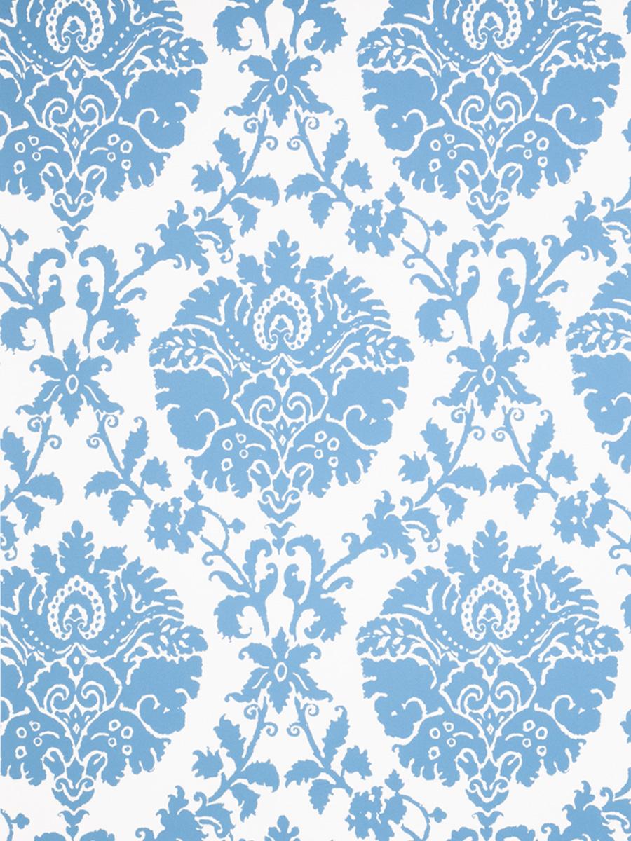 Американские обои Stroheim,  коллекция Blue & White, артикул6022301