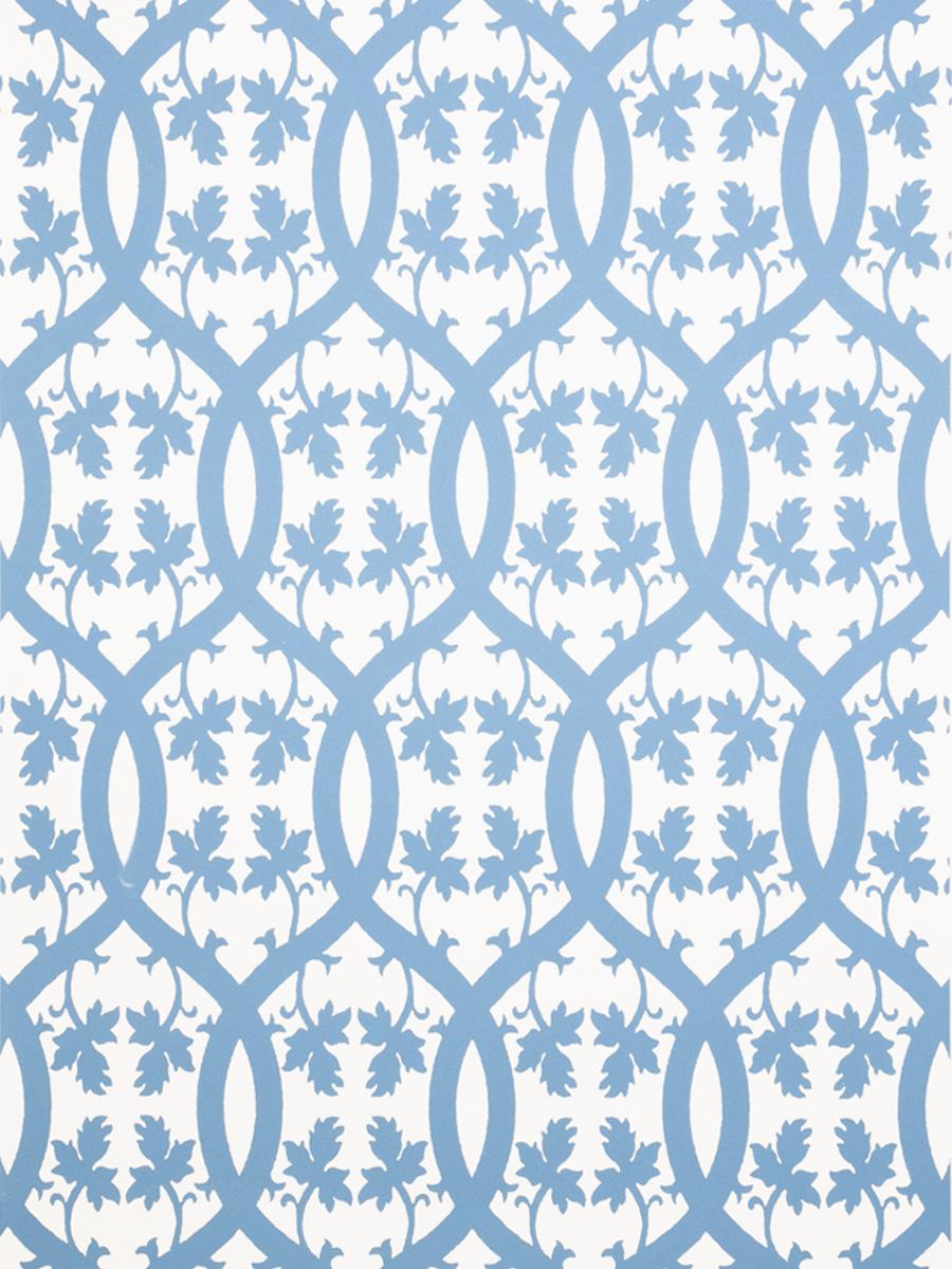 Американские обои Stroheim,  коллекция Blue & White, артикул6020601