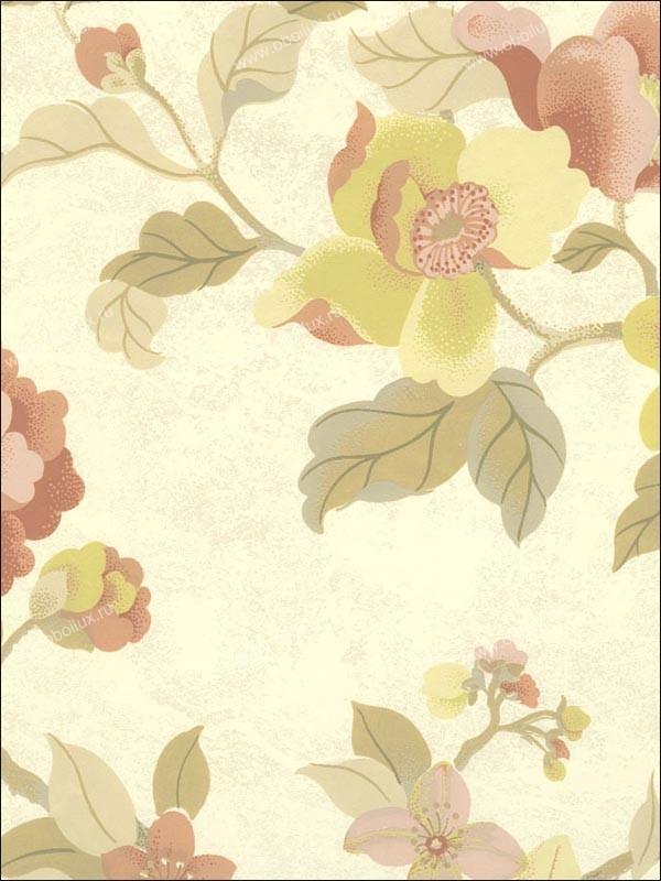 Американские обои Stroheim,  коллекция Color Gallery Cinnabar and Saf, артикул8806E0010