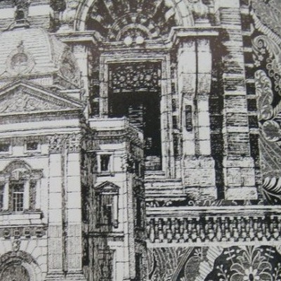 Испанские обои Vilber,  коллекция Travel, артикулW150021W05