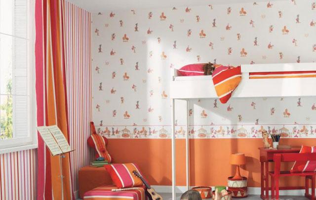Французские обои Caselio,  коллекция Sweet Dreams, артикулSWD56655248