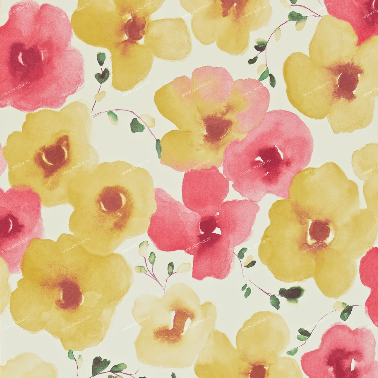 Английские обои Sanderson,  коллекция Colour for Living, артикул211661