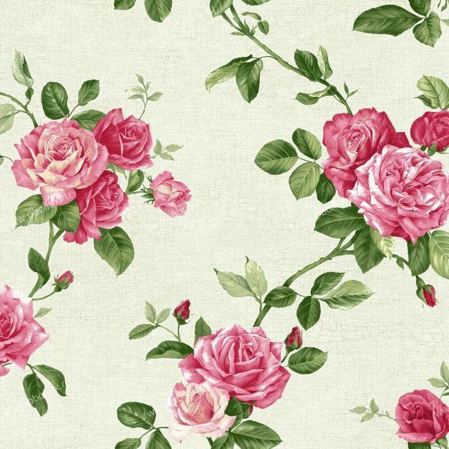 Американские обои York,  коллекция Roses, артикулPN0473