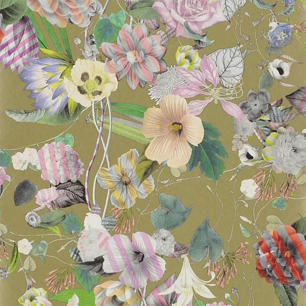 Английские обои Designers guild,  коллекция Christian Lacroix - Incroyables et Merveilleuses, артикулPCL695-02