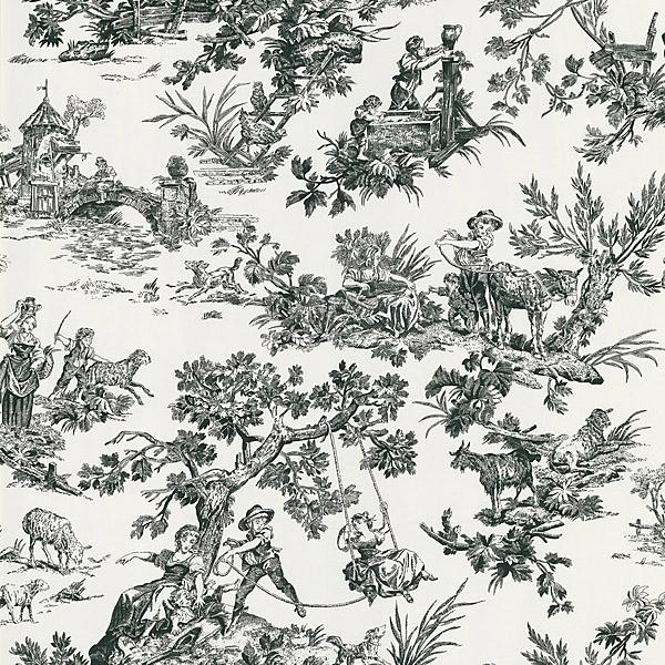 Американские обои Brewster,  коллекция Ink, артикул283-46918