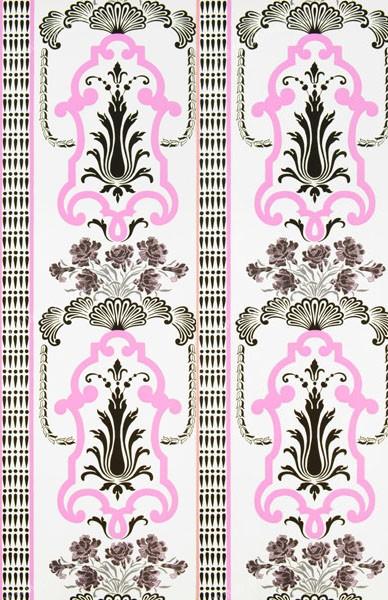 Английские обои Designers guild,  коллекция Linnaeus, артикулP554/09