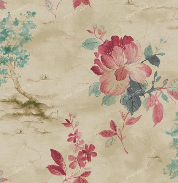 Американские обои Seabrook,  коллекция Le Jardin, артикулLJ80811