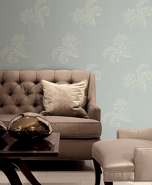 Американские обои Chelsea Designs,  коллекция Exquisite, артикул58-54411