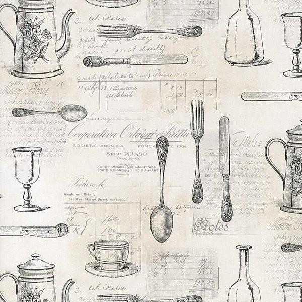 Канадские обои Aura,  коллекция Kitchen Story 2, артикулKE29939