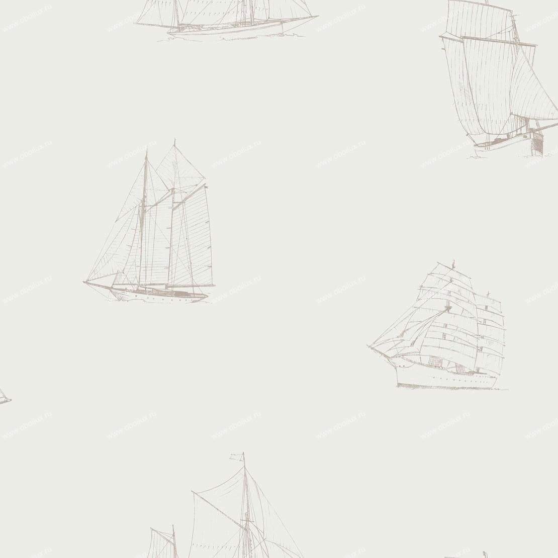 Французские обои Casadeco,  коллекция Fregate, артикулFRG19911306