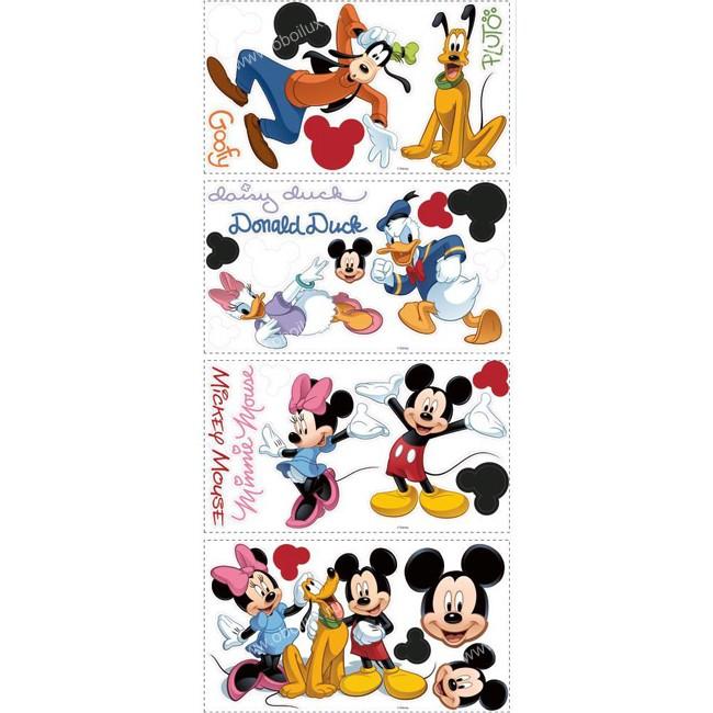 Американские обои York,  коллекция Disney II, артикулRMK1507SCS