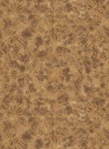 Американские обои Jaima Brown,  коллекция Chanticleer, артикулPalais-Royal-Bronze-Chocolate