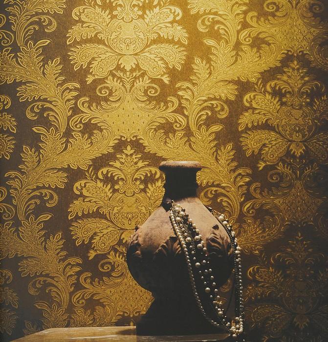 Немецкие обои Rasch,  коллекция Wall Silk III, артикул200022