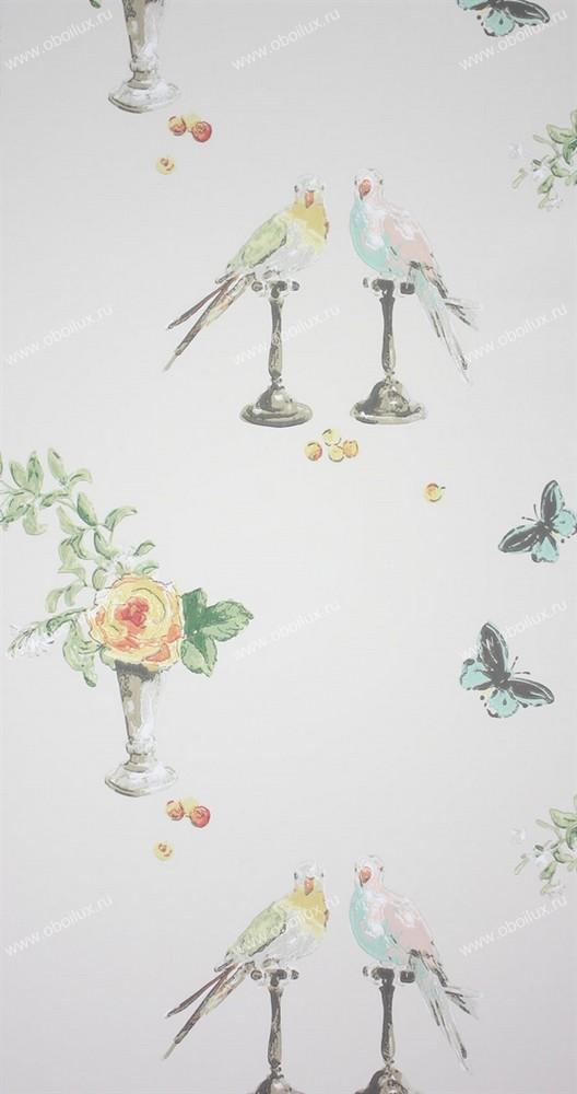 Английские обои Nina Campbell,  коллекция Wallpaper Album III, артикулNCW3830-03