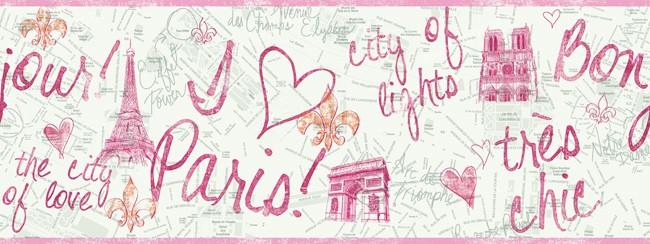 Американские обои York,  коллекция Girl Friends, артикулPW3902B