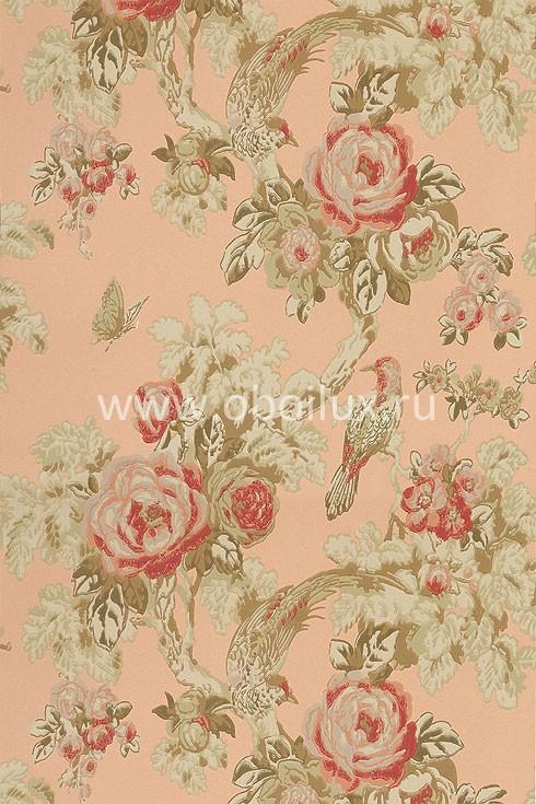 Английские обои Anna French,  коллекция Wild Flora, артикулBIRNW041