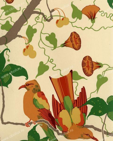Английские обои Osborne & Little,  коллекция Wallpaper Album V, артикулW5731-03