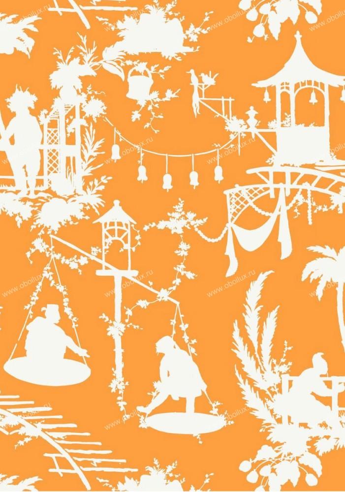 Американские обои Thibaut,  коллекция Resort, артикулT16021