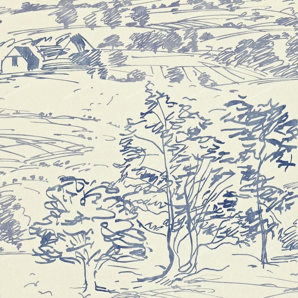 Английские обои Sanderson,  коллекция Options 11, артикул212433