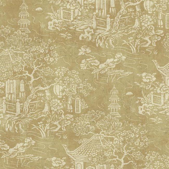 Американские обои York,  коллекция Mandalay, артикулAD1257