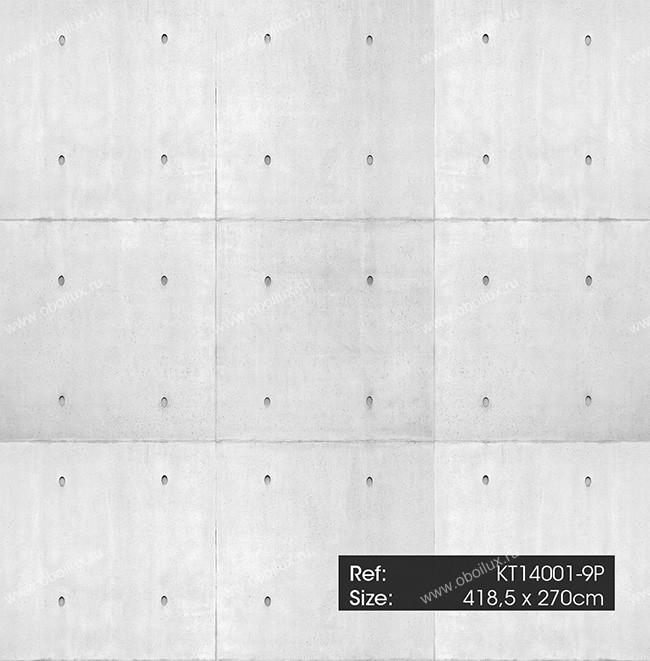 Немецкие обои KT-Exclusive,  коллекция Just Concrete, артикулkt14001