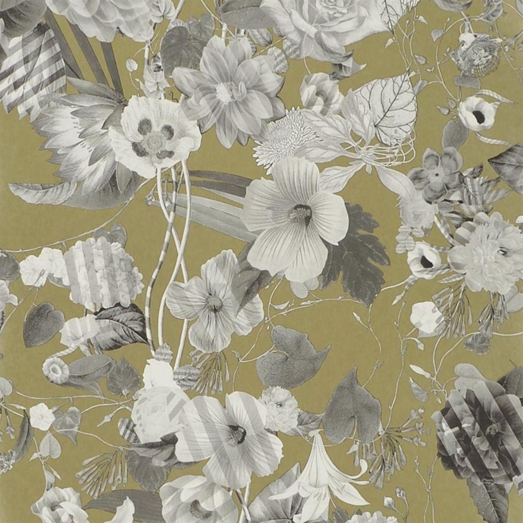 Английские обои Designers guild,  коллекция Christian Lacroix - Incroyables et Merveilleuses, артикулPCL695-07