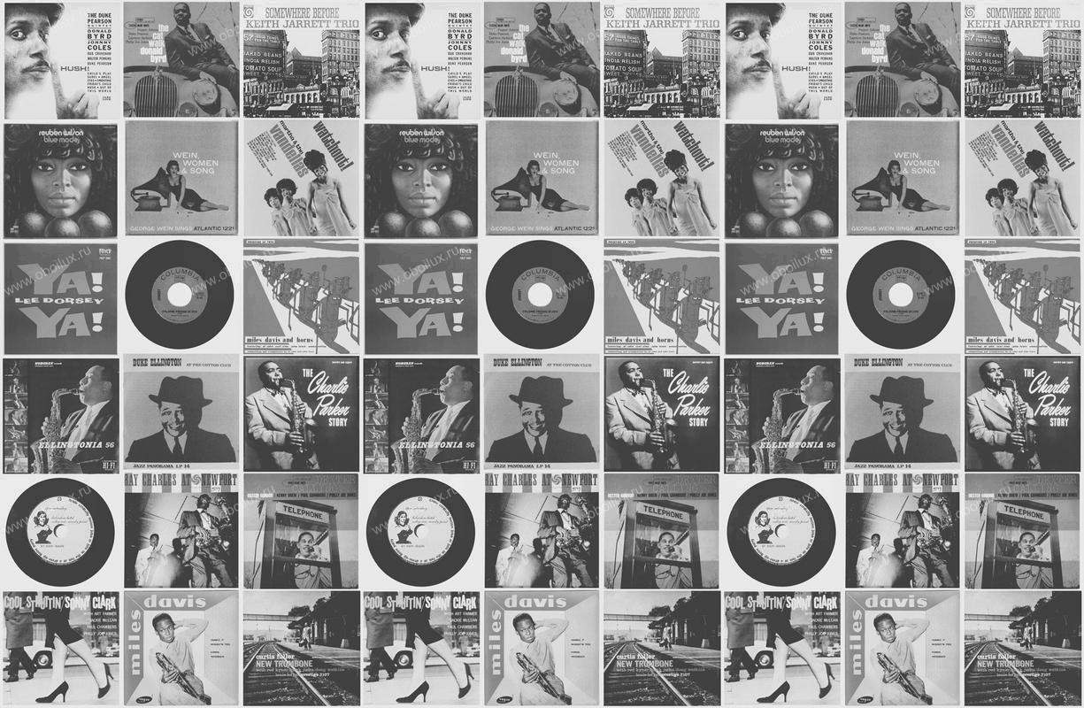 Шведские обои Mr Perswall,  коллекция Communication, артикулP130703-3
