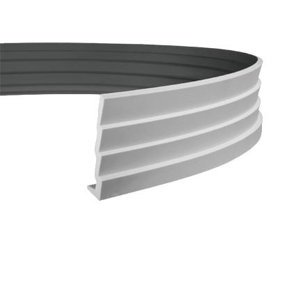 Карниз гибкий из полиуретана 1.50.142F