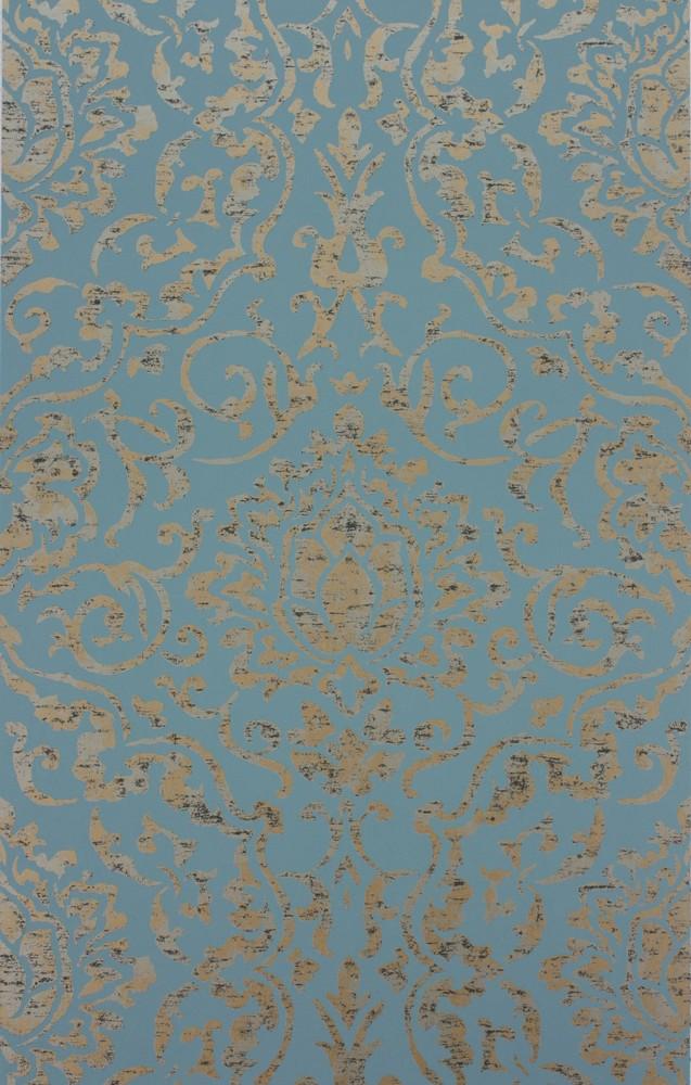 Английские обои Nina Campbell,  коллекция Fontibre Wallpaper, артикулNCW4201-05