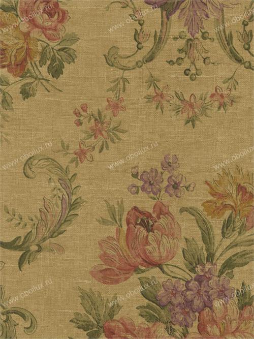 Американские обои Seabrook,  коллекция Tapestry, артикулTY31201